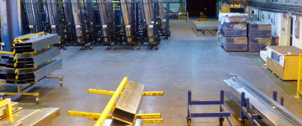 Warehouse Cleaning Services Northampton Wellingborough